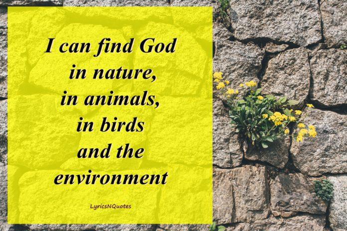 Nature-Quotes